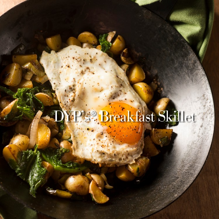 Egg Potato Skillet