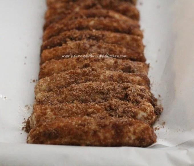 Apart Loaf Pull Cinnamon