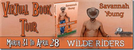 Wilde Riders Banner 450 x 169