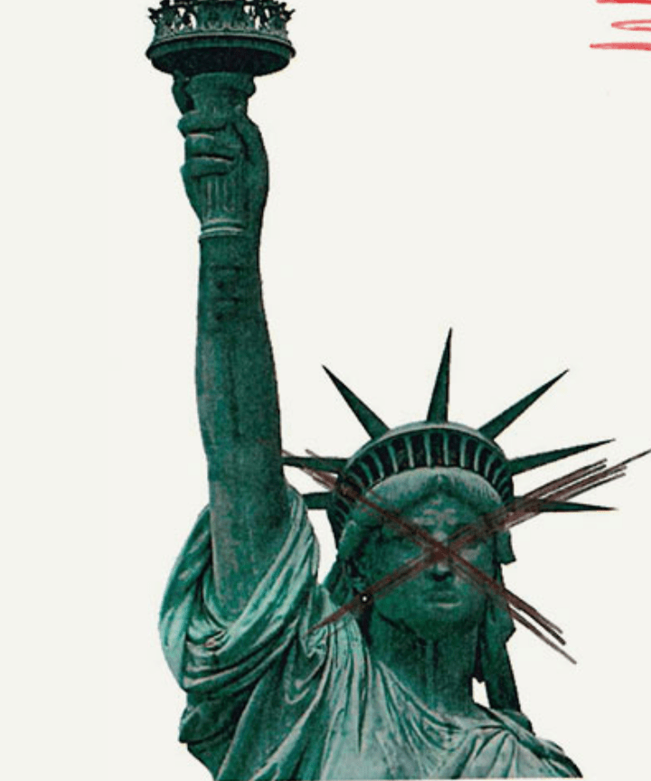 Image of the Stature of Liberty