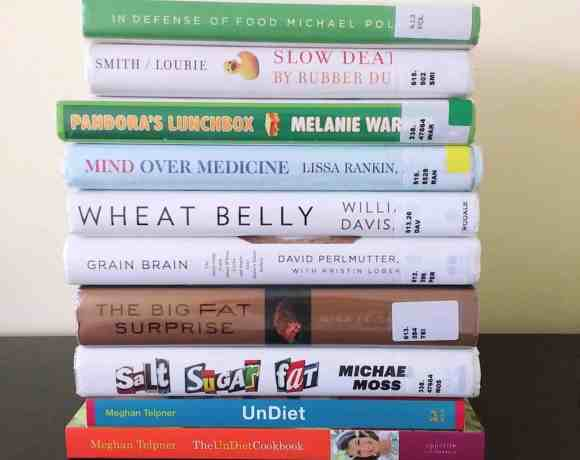 Health and Wellness Books That Changed My Life