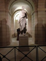 Tomb of Voltaire