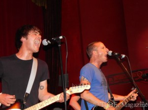 Rob Carter and Brian Moss of Great Apes Photo by Ryan Stewart