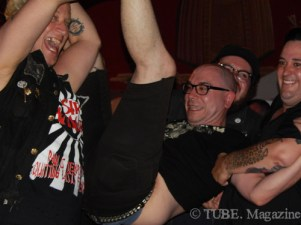 Party! Photo by Ryan Stewart