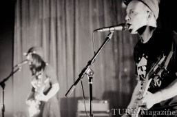 Kepi Ghoulie jammed hard at the Witch Room on June 16th for the tour kickoff and Lucy Giles (from Dog Party) 16th birthday.