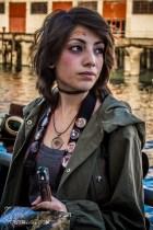 Walking Dead & Doctor Who fan girl