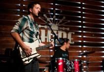 Big Water Beat playing at Shine in Sacramento CA. 2015.