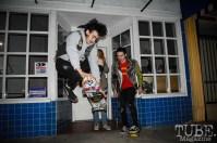 Jakobe Moreno and Kobe Andrade of Death Rogen hit a boneless. Photo Vi Mayugba 2015