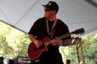 -Guitarist of Kill The Precedent, Concerts in the Park, Cesar Chavez Park, Sacramento, CA. June 3, 2016, Photo Anouk Nexus
