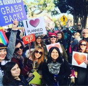 Woman's March Sacramento, January 21, 2017. Photo Joey Miller