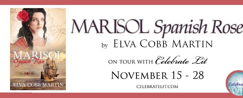 Marisol: Spanish Rose by Elva Cobb Martin