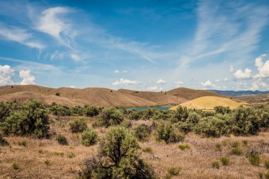 The Painted Hills - Painted Cove Trail