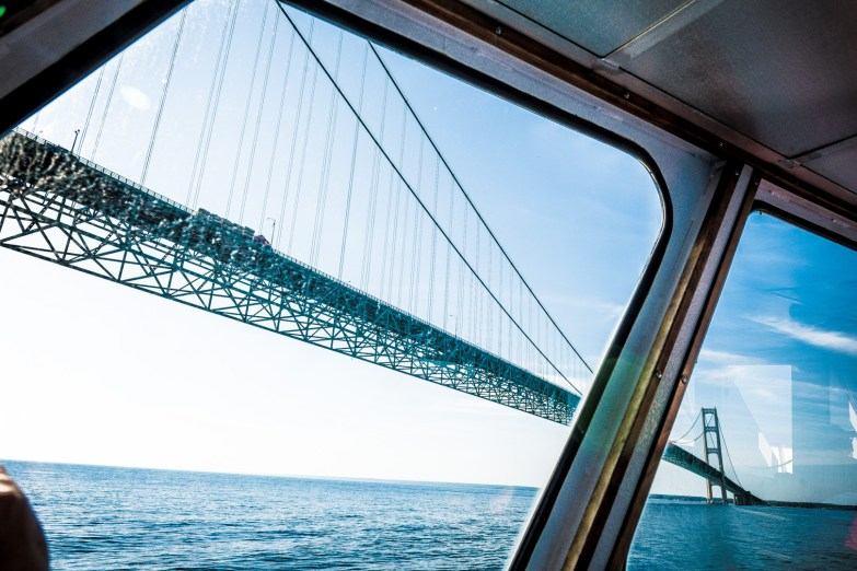 Mackinac Island Bridge