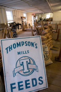 Thompson's Flouring Mills