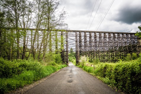 Rock Creek Tavern and Dick Road Railroad Trestle-32