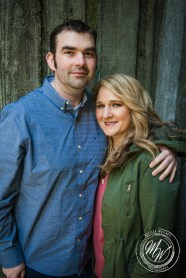 Ryan + Julie's Seattle Engagement Photo Shoot
