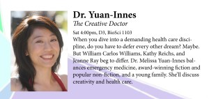 Creative Doctor description cut-out