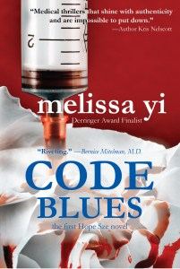 Code Blues EBOOK cover 2015 derringer kris storybundle