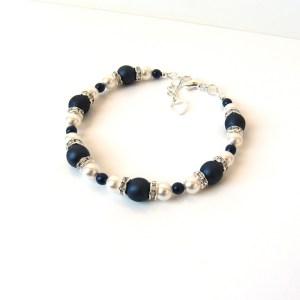 midnight blue bracelet