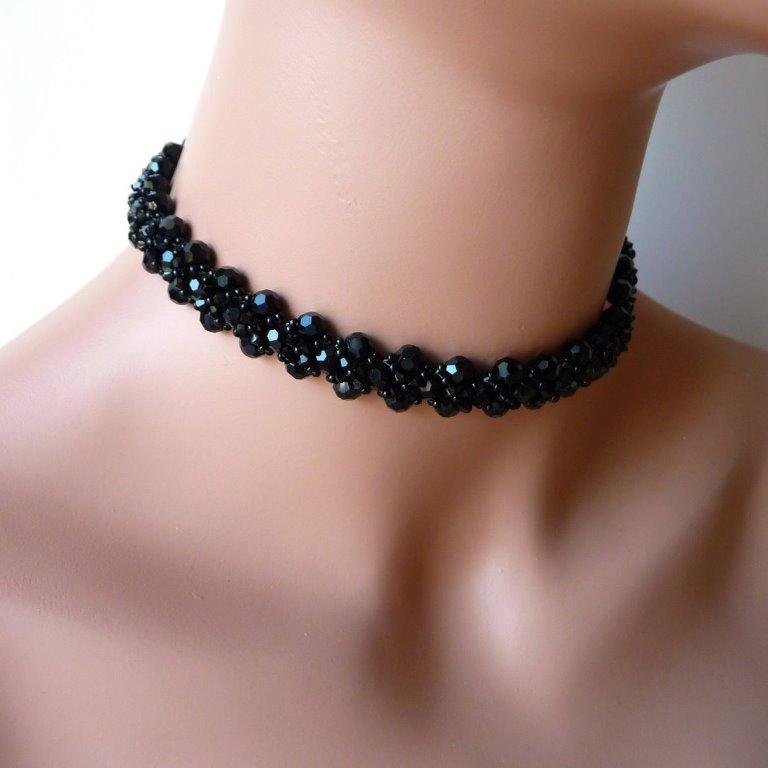 blackchokernecklace