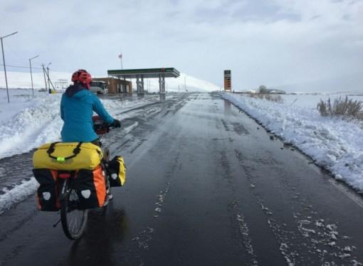 Turkey Georgia Bicycle Route