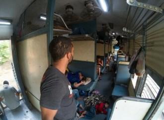 35 Saatlik Tren Yolculuğu: Goa'dan Delhi'ye