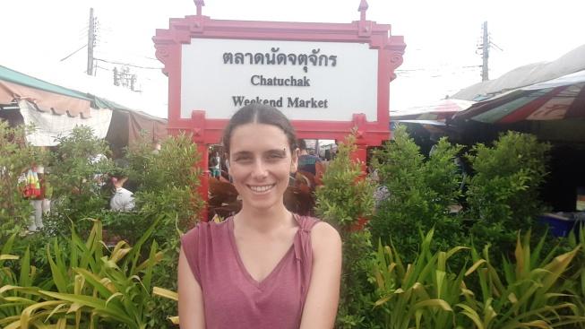 Chatuchak Pazarı ,Bangkok