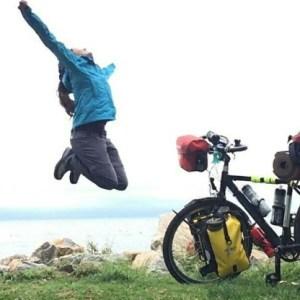 bisikletle seyahatin avantajları