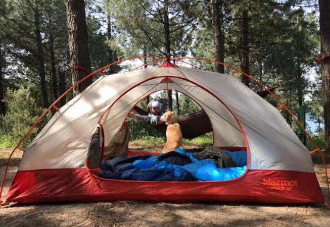Çadır kullanımı ve bakımı