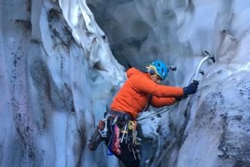 Kaçkar Büyük Buzul Tırmanışı