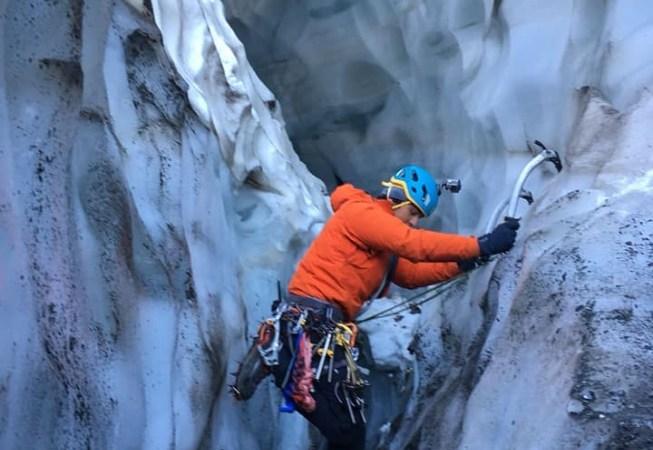 Kaçkar Büyük Buzul Tırmanışı, Mezovit Yaylası