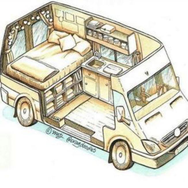 karavan dizaynı