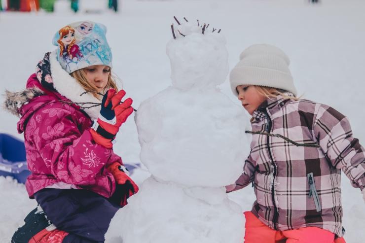 çocuklarla kış tatili