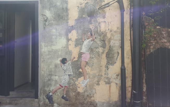 Artworks in George Town