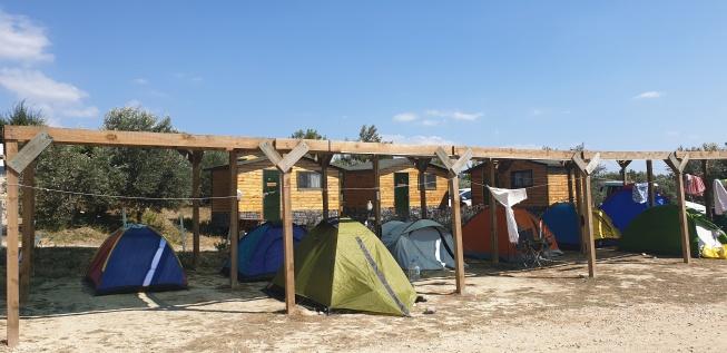 Bozcaada kamp alanı