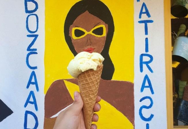 Bozcaada'da vegan seçenekler