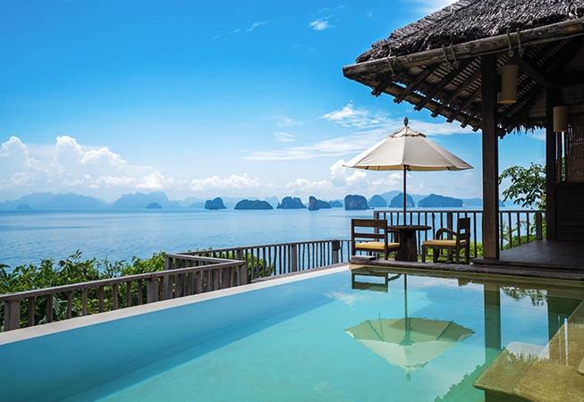 Tayland'daki en lüks oteller