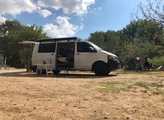 Agora Camping Ground | Canakkale Caravan Campings | Quiet Sea Camp