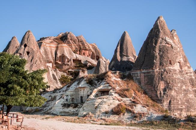 Kapadokya'da yapılacak aktiviteler