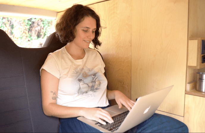 Karavanda İnternet   Karavan için limitsiz internet