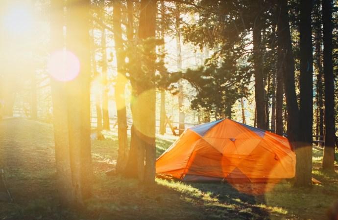 Sokağa çıkma yasağında kamp yapılabilir mi?