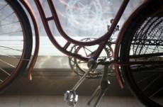 Järnhandeln, Skansen, cykel