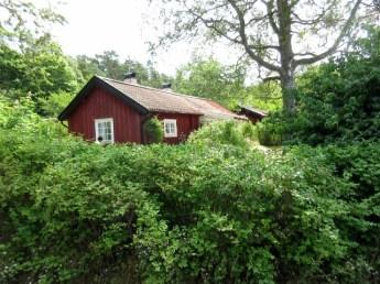 Utö, Lurgatan hus