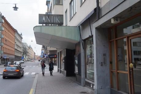 fd biografen Puck på Sibyllegatan Stockholm