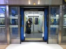 Citybanan, plattformsdörrar