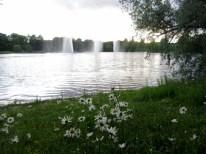 Pildammsparken, fontän, Malmö