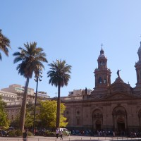 Paseo por Santiago