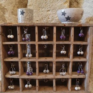 bijoux raku expo poterie