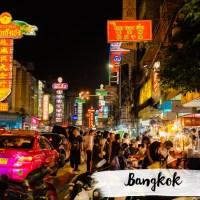 THAILANDE // BANGKOK