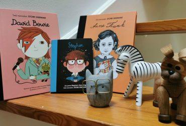 Børnebøger der 'kan det ekstra'